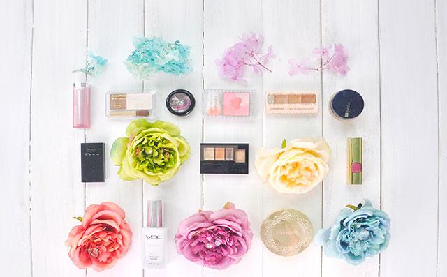 日式裸妆的化妆方法