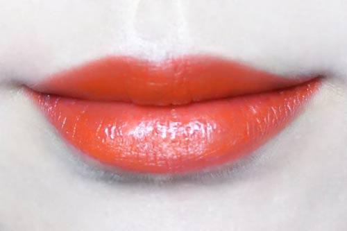 嘴大唇厚怎么涂口红好看