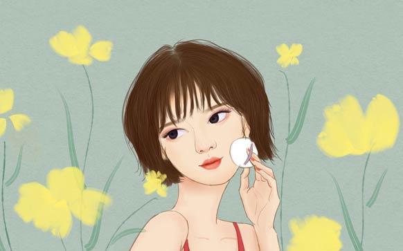 中年女性如何化彩妆