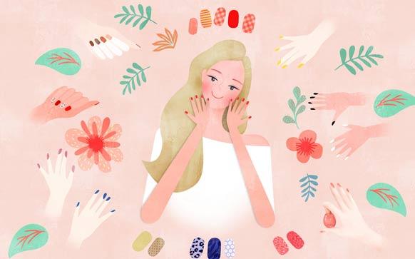 初学者如何学化彩妆