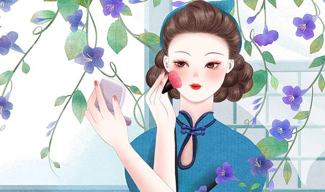 新手实用的化妆技巧