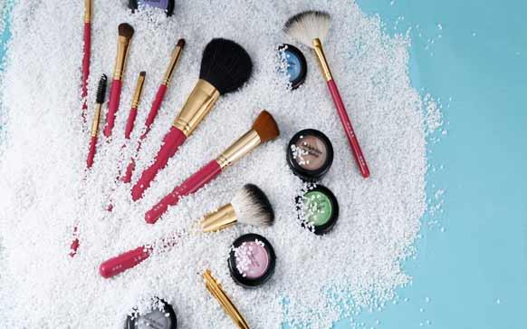 怎样用化妆工具