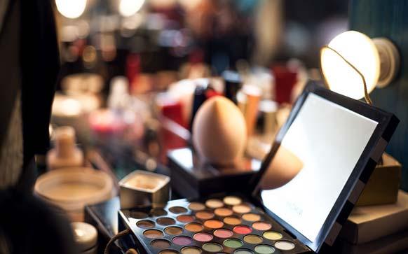 化妆品怎样陈列