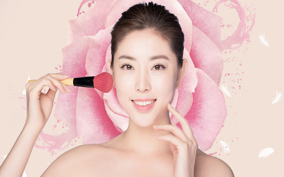 皮肤干燥如何化妆