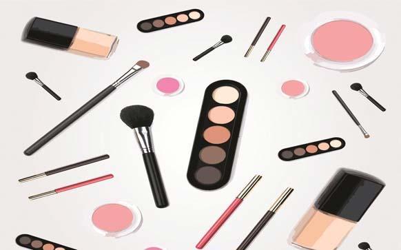 女性化妆的步骤
