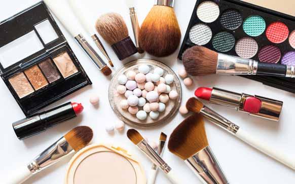 清新裸妆化妆步骤