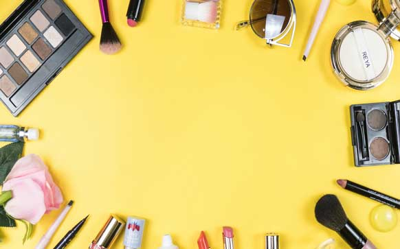 化妆品的使用方法