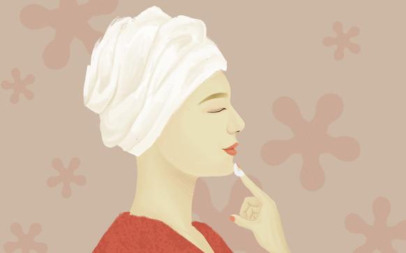 护肤品使用注意事项