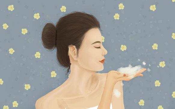 卸妆膏使用方法