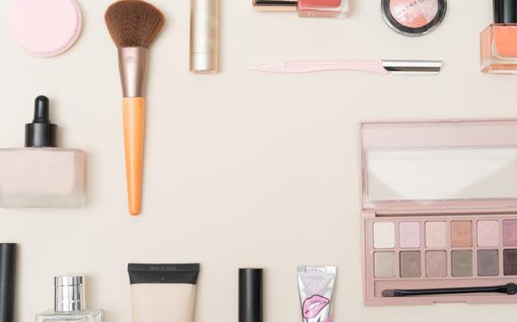 混血妆容的画法步骤