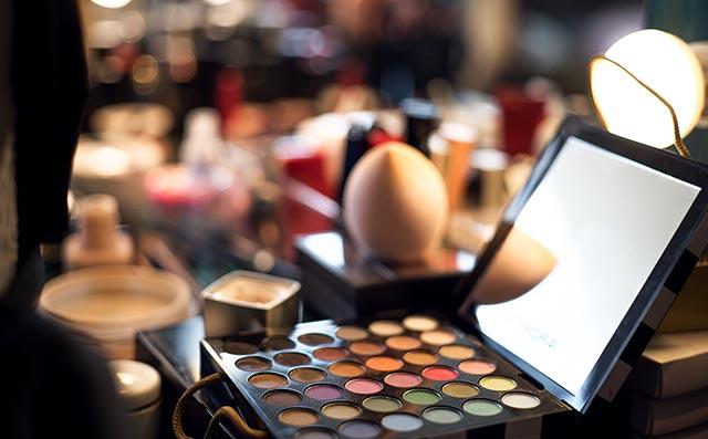 基础化妆步骤